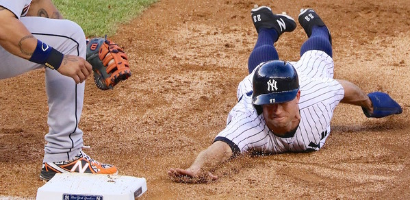 NOTE: MLB Yankees photos are unpublished samples only.